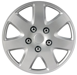 "4PCS ABS WHEEL COVER 13"" C-089 TYPE, Universal"