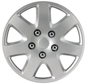 "4PCS ABS WHEEL COVER 14"" C-089 TYPE, Universal"