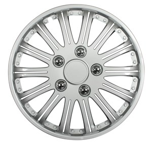"4PCS ABS WHEEL COVER 14"" C-118 TYPE, Universal"
