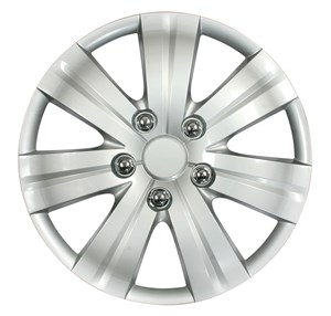 "4PCS ABS WHEEL COVER 16"" C-120 TYPE, Universal"