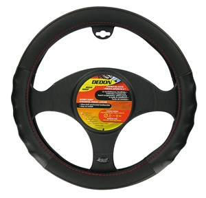 """DEDON"" STEERING WHEEL COVER ""M"" 37-39CM, Universal"
