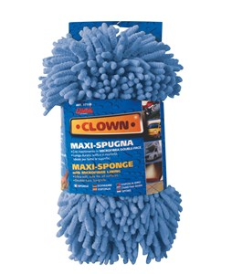 """CLOWN"" MAXI-SPONGE WITH MICROFIBRE LINING, Universal"