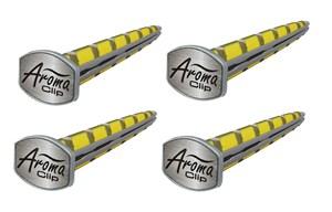 AROMA CLIP 4PCS/PACK VANILLA, Universal