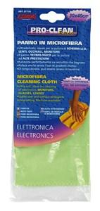 """PRO-CLEAN"" MICROFIBRE CLOTH, SATIN WOVEN, 30X40CM., Universal"