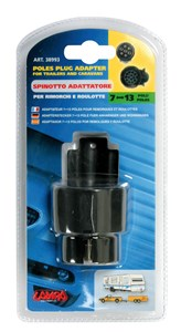 Adapter, Stickpropp, Universal