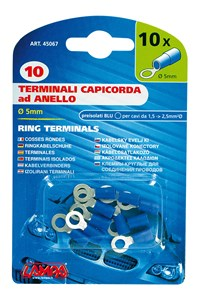 10 PCS RING TERMINAL SET, Universal