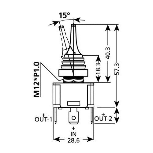 tumbler switch  universal - 6 20  u20ac - skruvat com