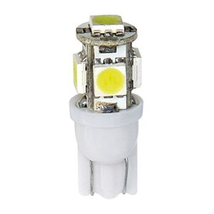 LED-lamppu, LED-power 15 (W2.1x9.5d) (W5W), Universal