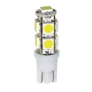 LED-lamppu, LED-power 27 (W2.1x9.5d) (W5W), Universal