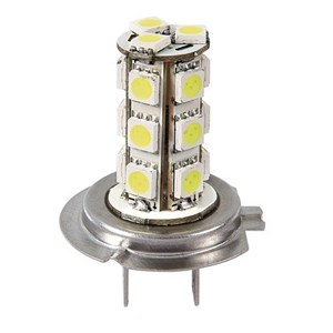 LED-lamppu, LED-power 54 (PX26d) (H7), Universal