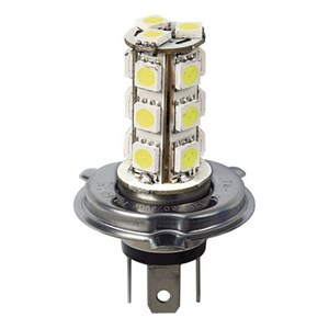 LED-lampa, LED-power 54 (P43t) (H4), Universal