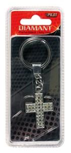 Nyckelring, kors, Universal