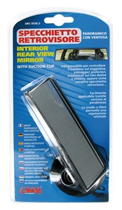 SUCTION CUP INSIDE PANORAMIC MIRROR, Universal