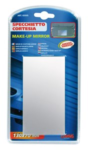 MAKE-UP ADHESIVE CURTESY MIRROR, Universal