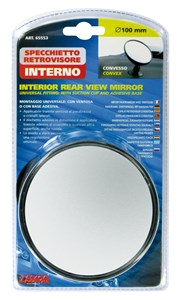 105MM. CONVEX MIRROR, Universal