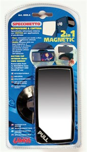 MAGNETIC MIRROR, Universal