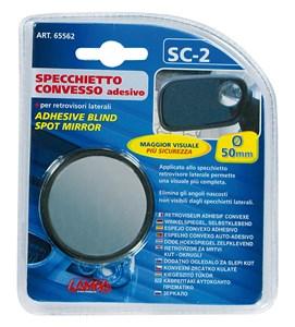 ADHESIVE BLIND SPOT MIRROR DIAM.50, Universal