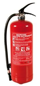 Bildel: 6 KG ABC POWDER FIRE EXTINGUISHER, Universal