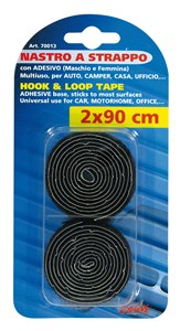 HOOK & LOOP TAPE 2 X 90 CM, Universal