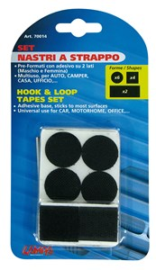 HOOH & LOOP TAPES SET, Universal