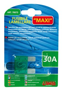 MAXI BLADE FUSE 30A, Universal