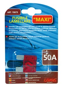 MAXI BLADE FUSE 50A, Universal