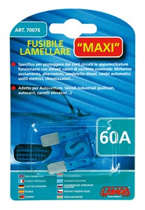 MAXI BLADE FUSE 60A, Universal