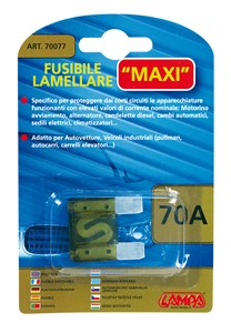 MAXI BLADE FUSE 70A, Universal