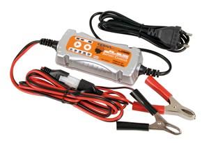 Automatisk batteriladdare 6/12V, 1,5A, Universal