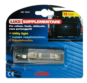 TRUNK LIGHT 12V., Universal