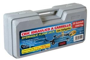 HYDRAULIC FLOOR JACK 2T., Universal