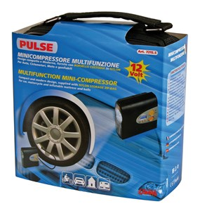 """PULSE"" AIR COMPRESSOR 12V, Universal"