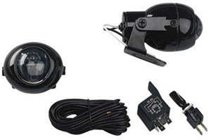 Micro-Projektor 2, tåkelyssett, hvitt, Universal