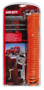 AIR DUSTER GUN WITH 5M. SPIRAL HOSE, Universal