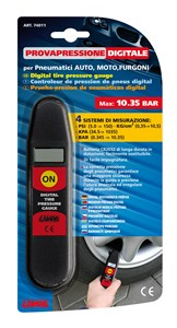 DIGITAL TIRE PRESSURE GAUGE, Universal
