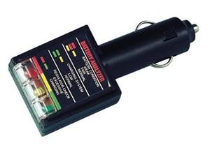 Batteritester, Universal