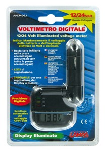 Bildel: Voltmeter, Universal