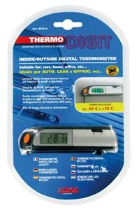 Termometer, inne/ute, Universal