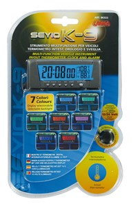 """SEYIO K-9"" MULTI -FUNCTION VEHICLE INSTRUMENT, Universal"