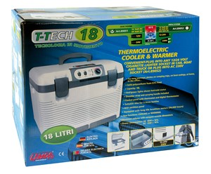 ELECTRICAL COOLBOX 18LT 12/24V+220V, Universal