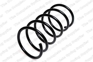 Coil Spring, Front axle
