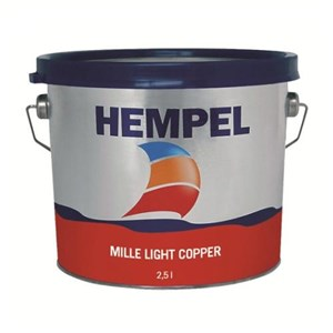 Bildel: MILLE L.COPPER S.BLUE 2,5L