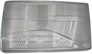 Head lamp glass, Left front