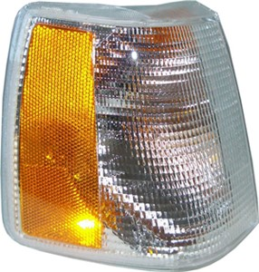 Blinklys USA-modell, Framaksel høyre