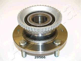 Genuine Hyundai 52710-34600 Wheel Hub Assembly Rear