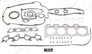 Tetnings helsett, motor