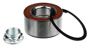 Wheel Bearing Kit, Rear axle, Rear, left or right