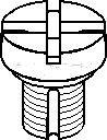 Luftningsskruv/-ventil, kylare, Universal