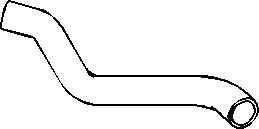 Radiatorslange