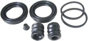 Repair Kit, brake caliper, Front, Front axle, Rear axle, Left, Right